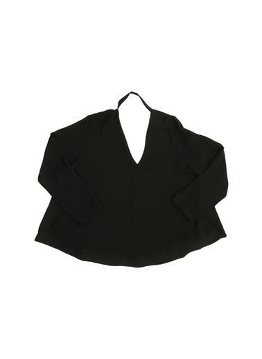 Beymen Studio Beymen Studio Siyah Bluz Siyah